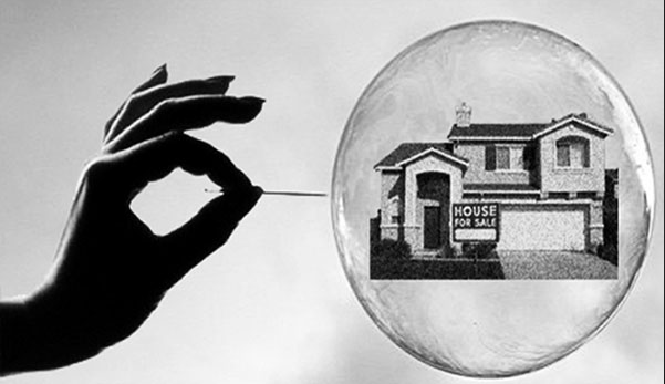 The Housing Market Bubble, What Caused it & When will it Burst?